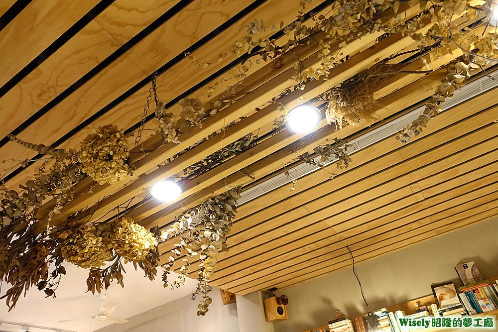天花板裝飾