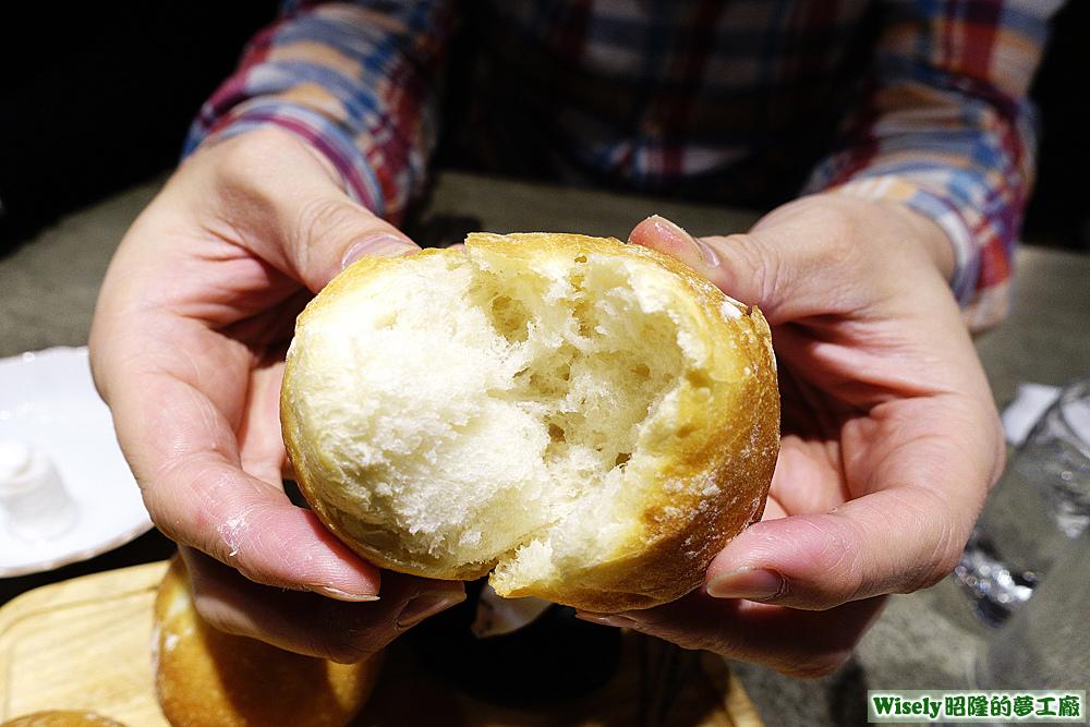 堂本圓形法國麵包