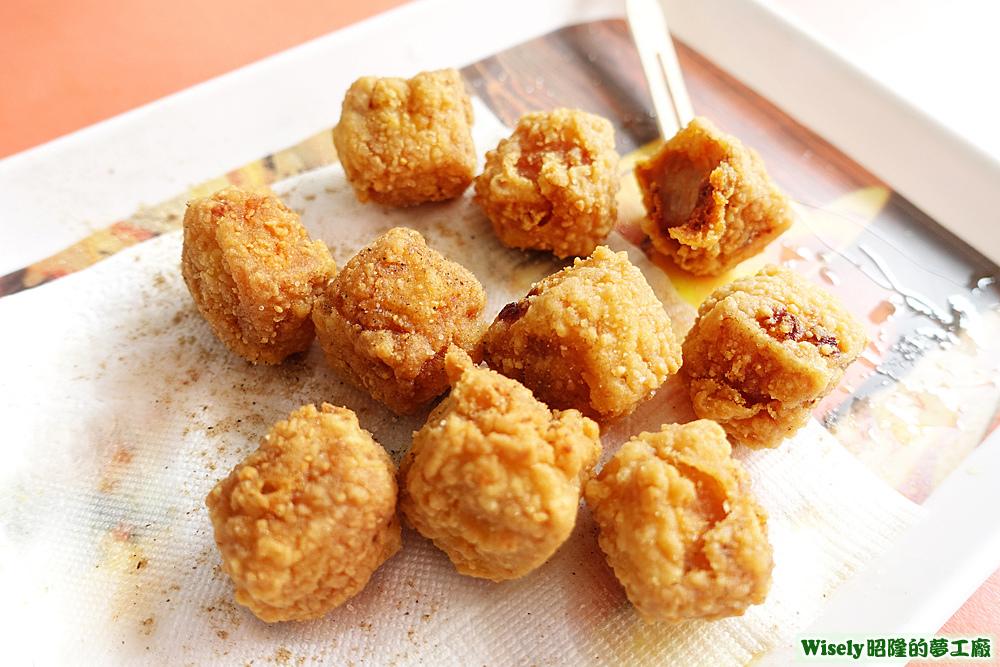 雞球(胡椒粉)