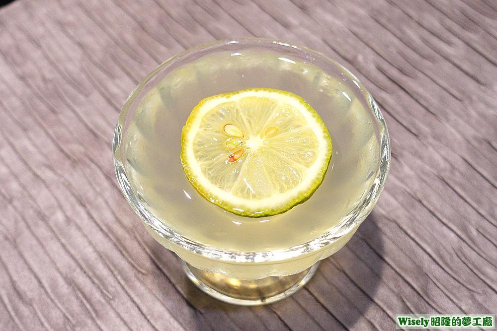 糖漬檸檬凍