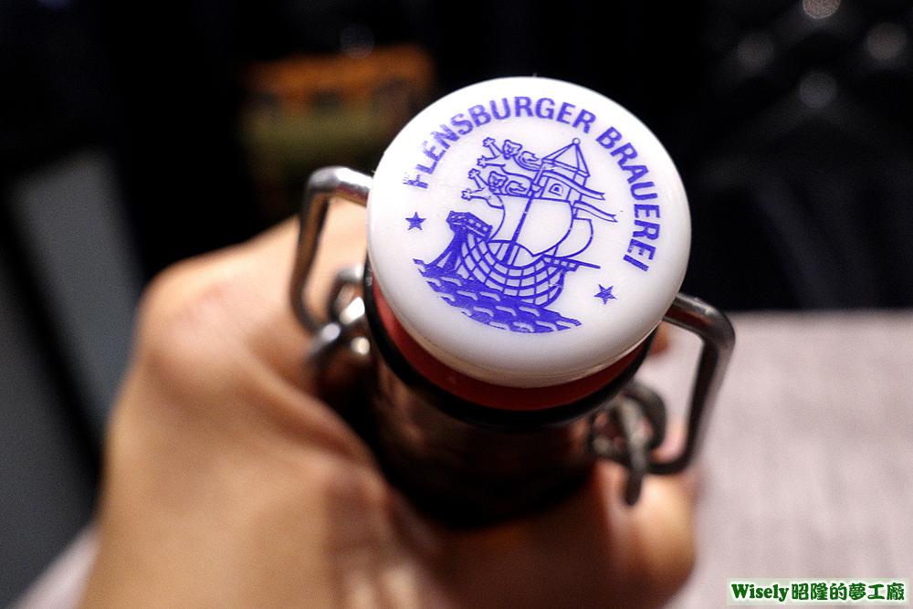 陶瓷旋鈕瓶蓋