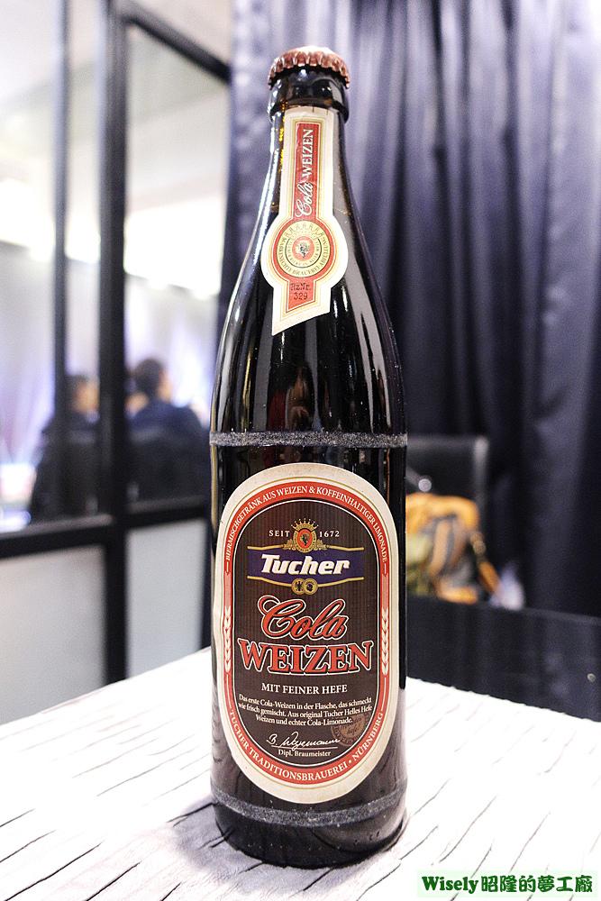 德國紐倫堡圖赫可樂小麥啤酒550ml