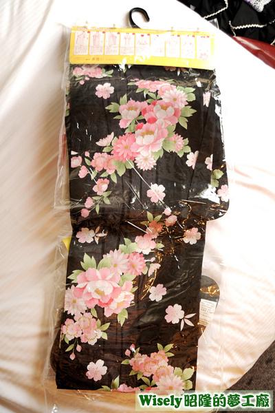 fufufu布風布浴衣(背面)