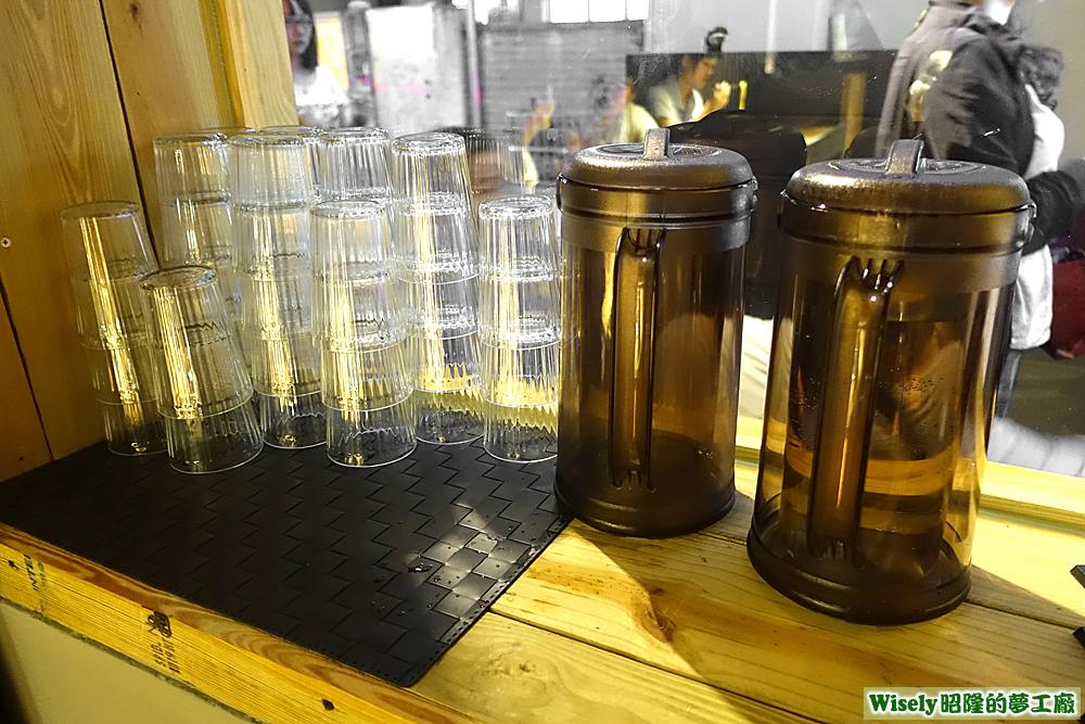 水杯、水壺