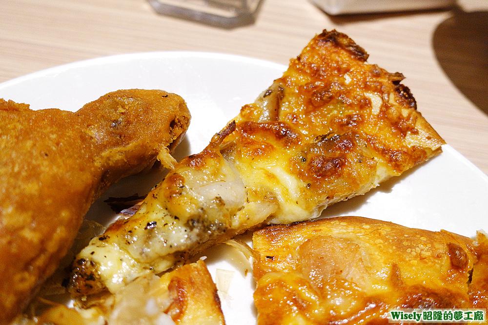 大阪章魚燒披薩