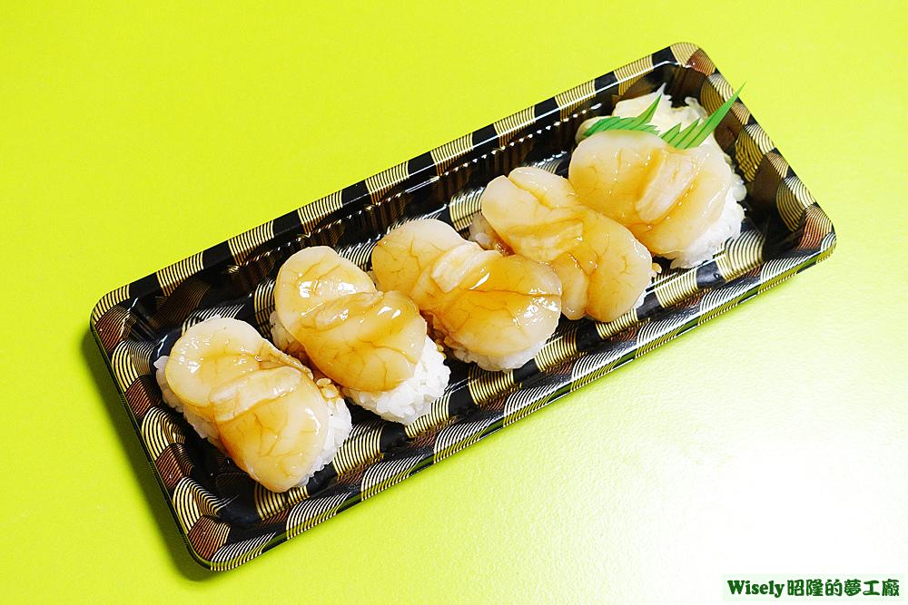 北海道干貝