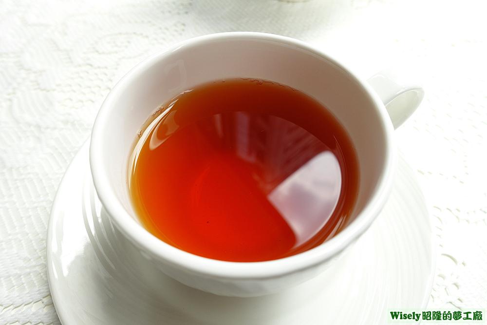 台茶十八號-紅玉紅茶