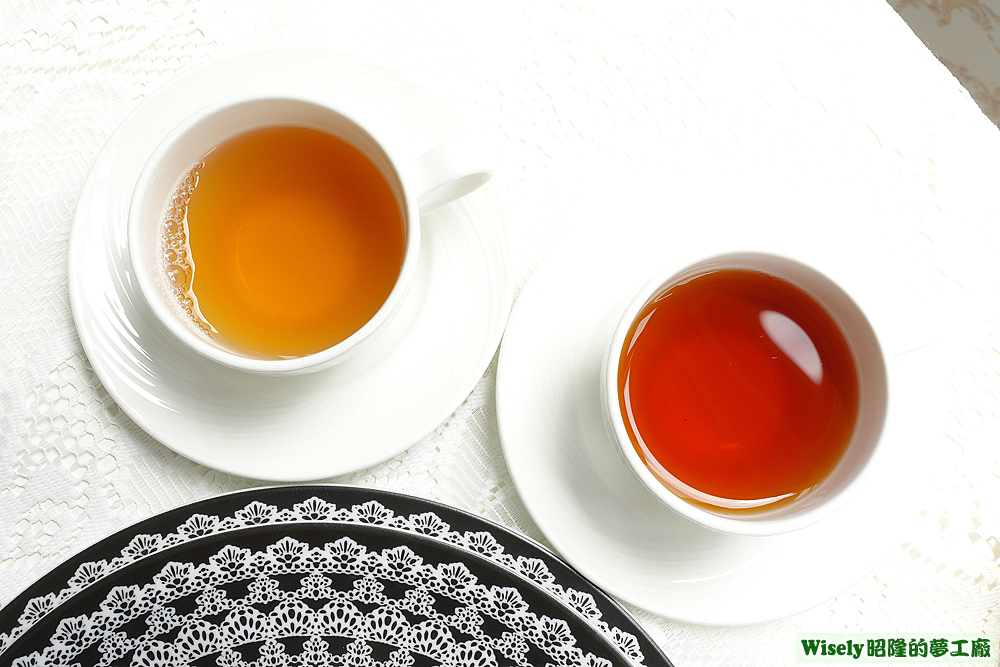 特選-正統鐵觀音茶、台茶十八號-紅玉紅茶