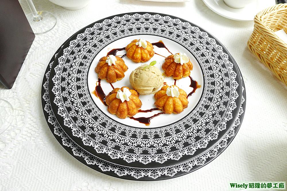 法式瑪德蓮(坪林紅茶)