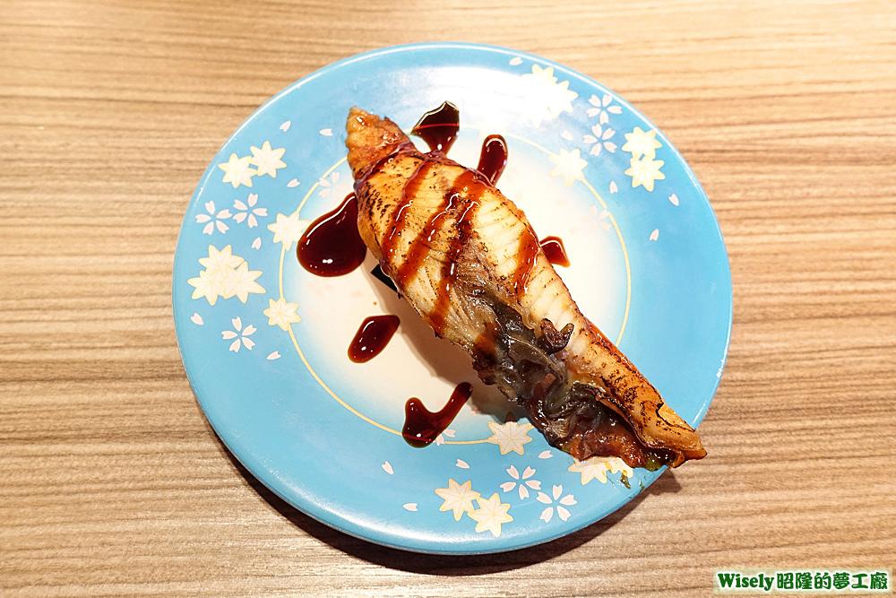 蒲燒鰻握壽司