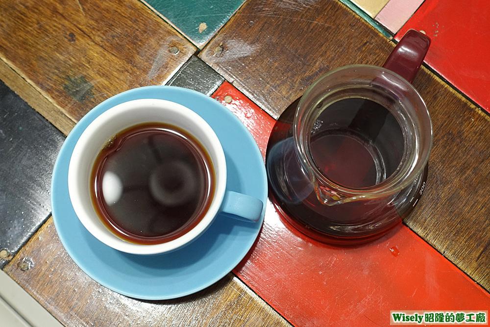 瓜地馬拉-神祕湖手沖咖啡