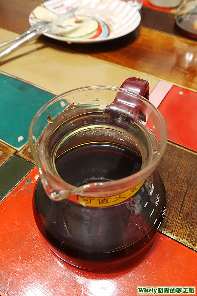 薩爾瓦多-溫泉手沖咖啡
