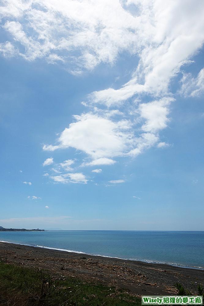 坊山附近海邊