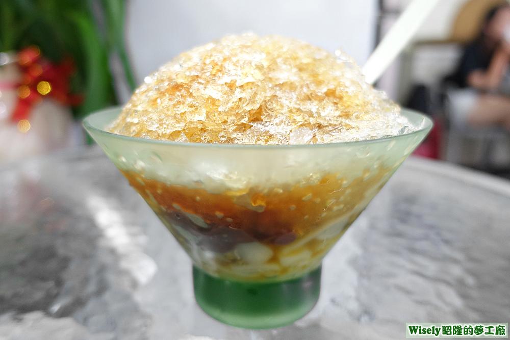 綜合綠豆饌(冰)