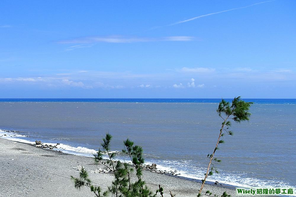 太麻里海邊