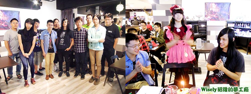 ACC2第一次工作人員會議