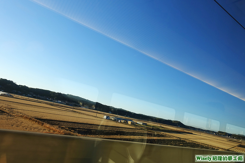 SkyLiner沿途風景