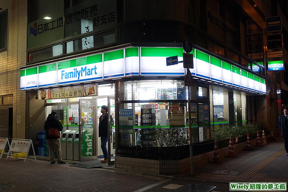 FamilyMart(上野六丁目店)