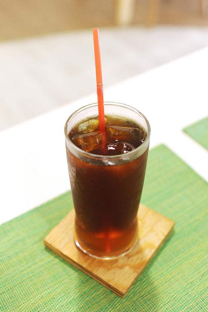 紅茶(冰)