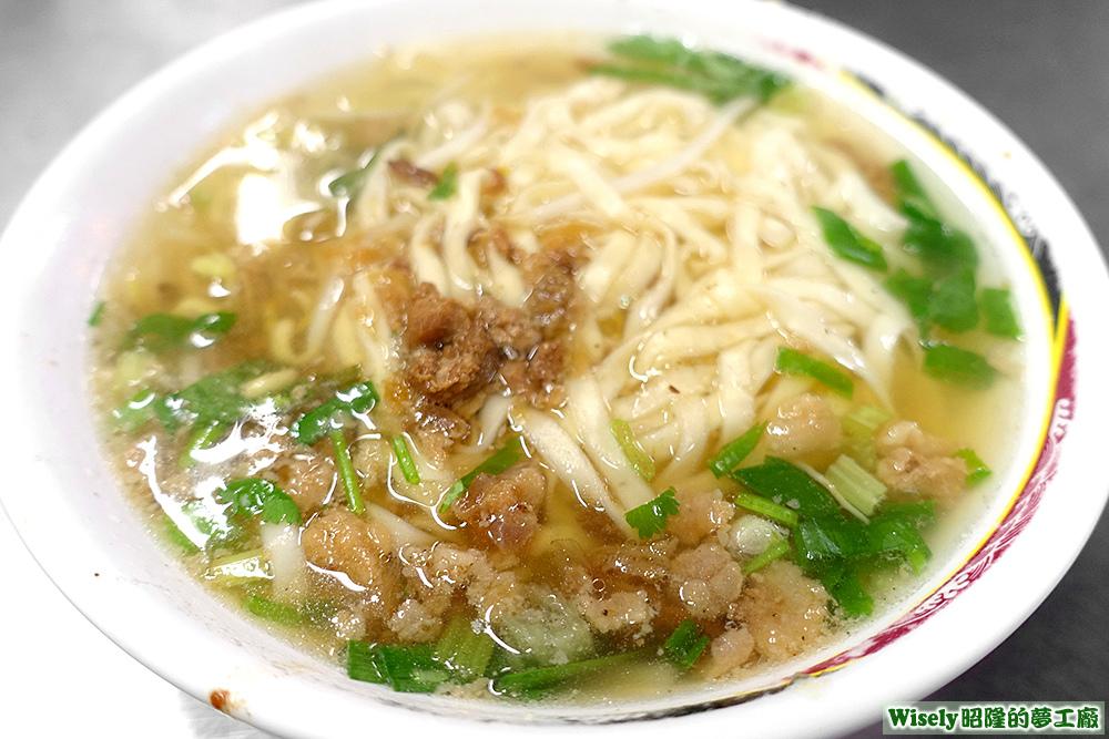 陽春麵(小)