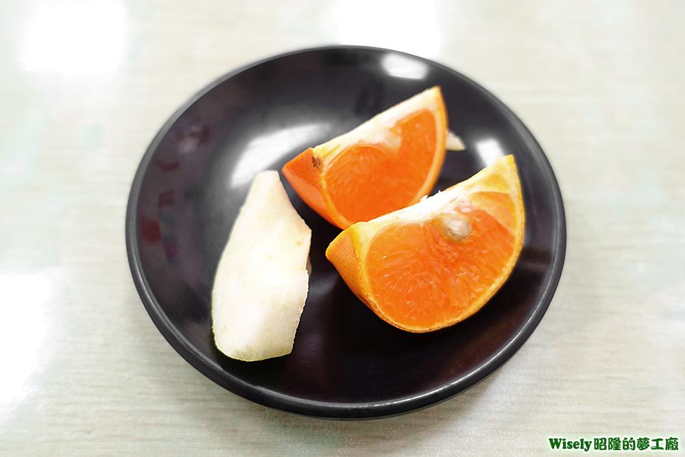 棗子、柳橙