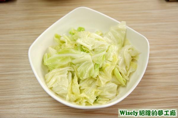 季節時蔬(高麗菜)