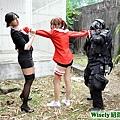 崔智云、安娜、SWAT