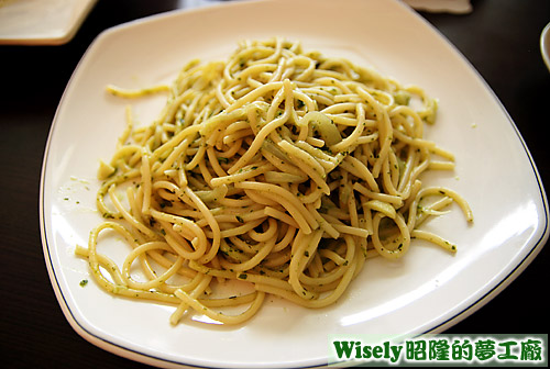 白酒青醬蛤蜊麵