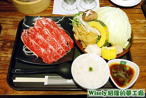 膠原蛋白鍋(牛)