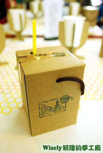 飲料手提盒