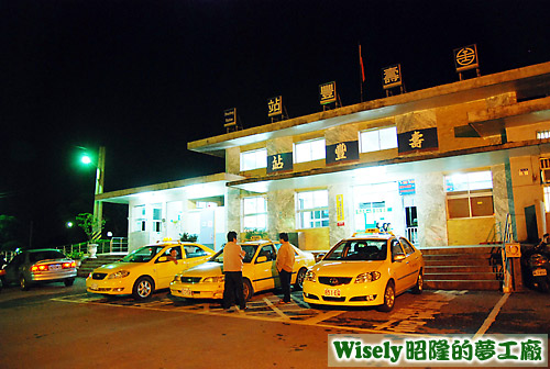 花蓮壽豐車站