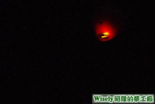 花蓮北濱公園天燈