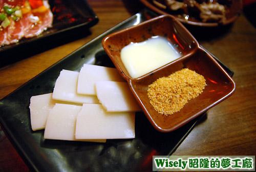 日式烤麻吉