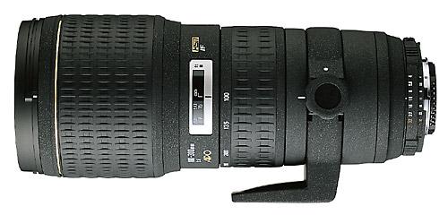 SIGMA APO 100-300mm F/4 EX DG HSM