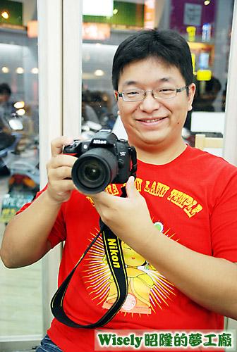 阿欽(Nikon D80)