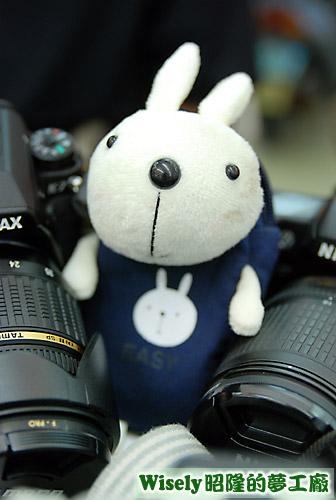 Sakura的兔子相機套