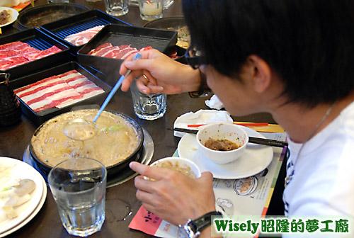 孔夫子的壽喜燒鍋