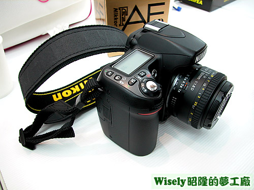 小猴的Nikon D80+Nikon 50mm F/1.8D