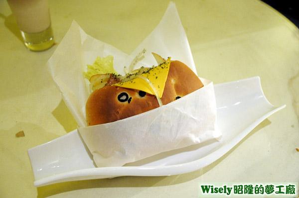 蘋果洋蔥醬豬排(法可夏)