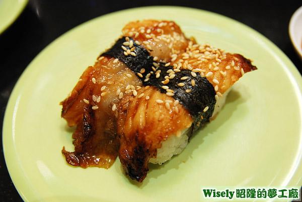 浦燒鯛魚握壽司