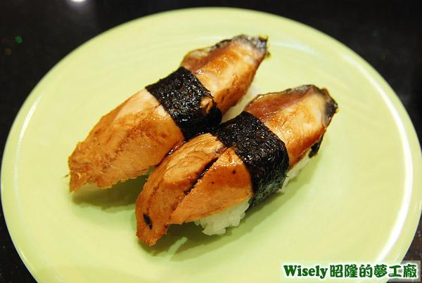 鰻魚握壽司