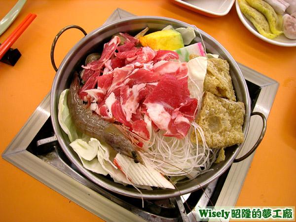 上選羊肉鍋