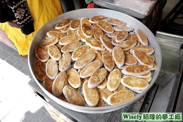 牛舌餅(原味、芋頭)