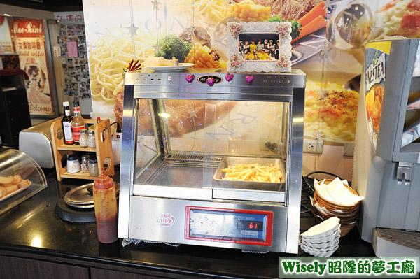 薯條保溫機