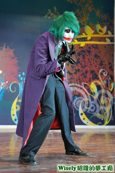 蝙蝠俠:小丑