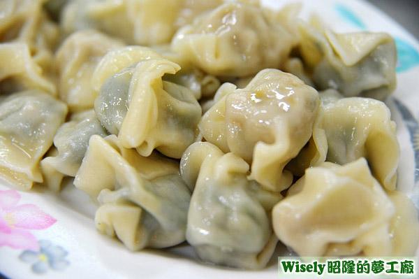 水餃(高麗菜、韭菜)