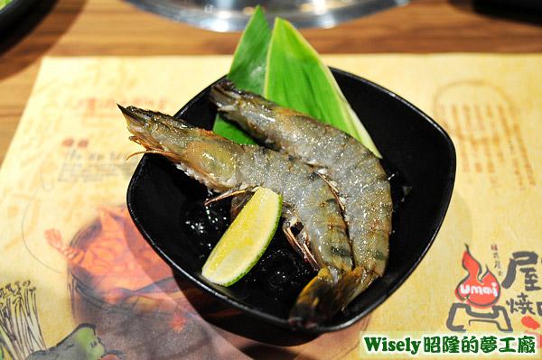 特選大草蝦