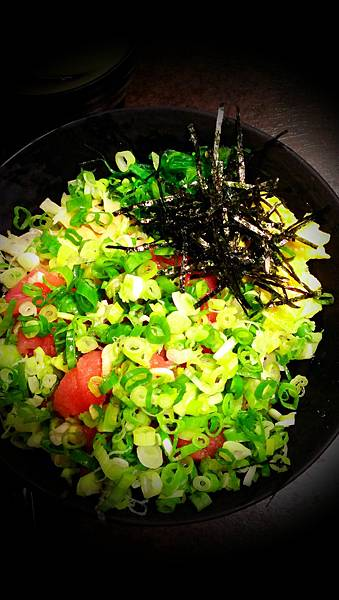 鮪魚..丼