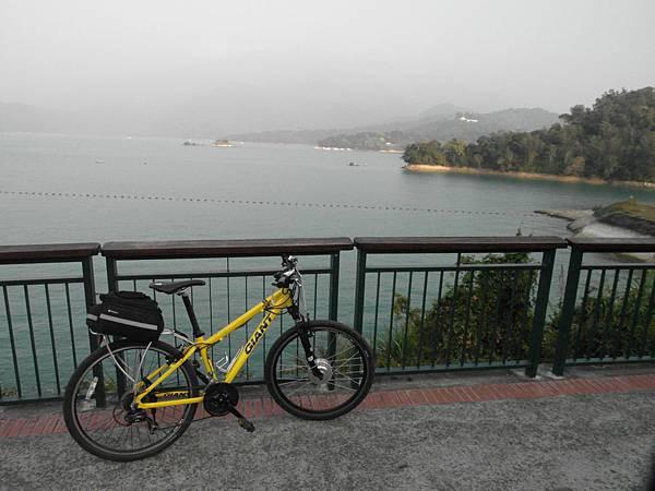 日月潭-自行車環湖