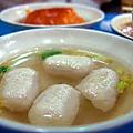 淡水老街-魚丸湯